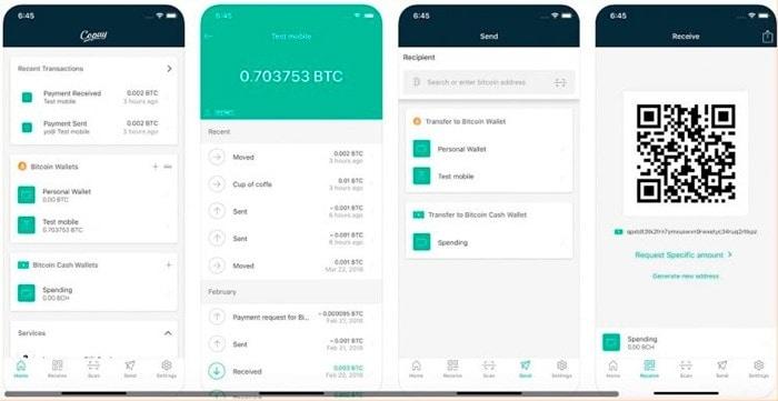 O que é bitcoin - carteira de bitcoin